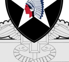 2nd Infantry CFMB Sticker
