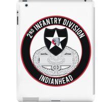 2nd Infantry CFMB iPad Case/Skin
