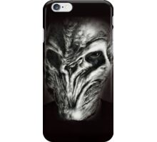 I Thought I Heard a Silent Sound... iPhone Case/Skin