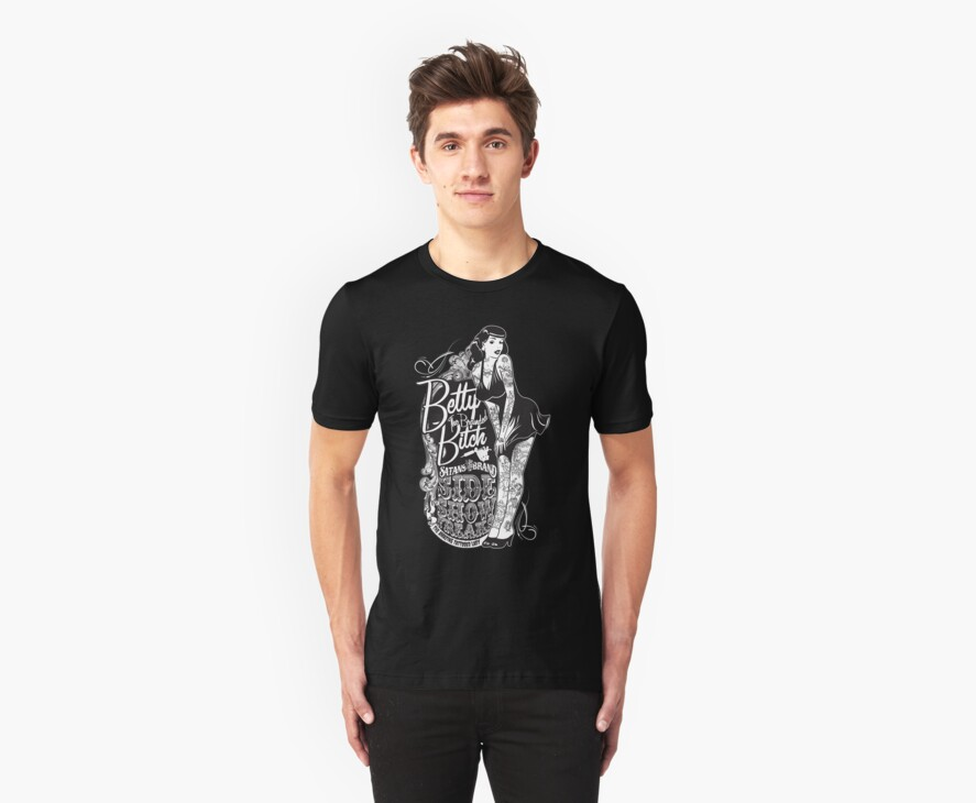 Side Show Freaks - Betty Bitch by satansbrand