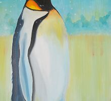 King Penguin by Tobi Makinde