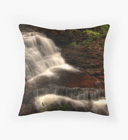 Mohican Falls Throw Pillow