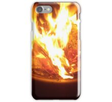 Fire, Fire, Burning Bright iPhone Case/Skin