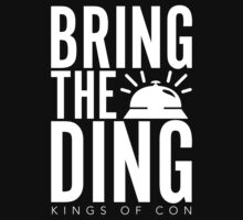Bring The Ding (White Text) by Brooke Milton