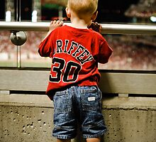 Small Reds Fan... by mtgroseth