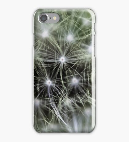 Dandelion - Macro - iPhone Case/Skin