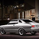 Johnny Marjanovic's Datsun Coupe by HoskingInd