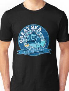 Great Sea Cartography Unisex T-Shirt