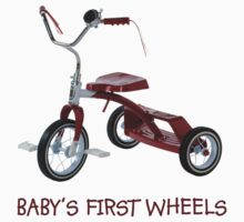 Baby's First Wheels by Zehda
