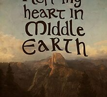 Middle Earth by Leah Flores