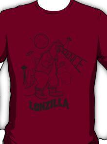 LONZILLA BLACK T-Shirt