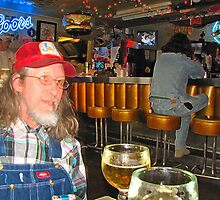 William Bryan Massey III @ Fred's Texas Cafe by Robert Howington
