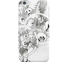 off by mortis ghost iPhone Case/Skin