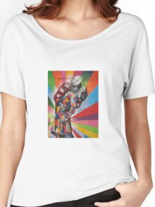 NYC Sailor Kiss - Color Women's Relaxed Fit T-Shirt
