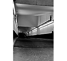 Garage Photographic Print