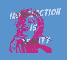 """Marilyn Monroe - """"Imperfection is Beauty"""" by carax3"""