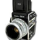 1960s Kowa 6 Camera by Kawka
