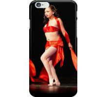Mynx d'Meanor - Red Ribbon - Photo by Elle Aime Photography iPhone Case/Skin