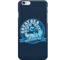 Great Sea Cartography iPhone Case/Skin