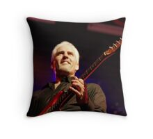 james howard ~ LIVE! Throw Pillow