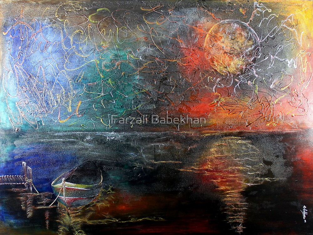 Artemis by Farzali Babekhan