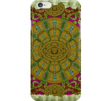 Eyes of happy clouds and sunshine iPhone Case/Skin