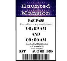 Mansion Fastpass by atthecinema