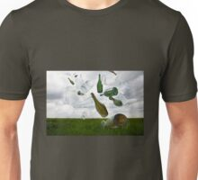 Glass Recycling Unisex T-Shirt