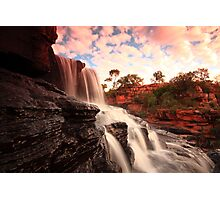 manning gorge falls Photographic Print