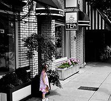 Tea For One... by Karen  Helgesen