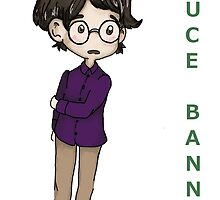 Bruce Banner by gingerkatie