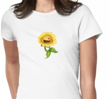 Rise and Shine Womens Fitted T-Shirt