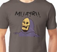 MUAYR!! - Skeletor  Unisex T-Shirt