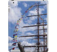 Tall Ships - Philadelphia 2015 iPad Case/Skin