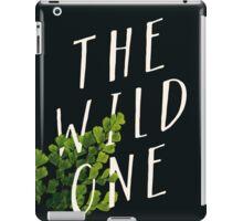 The Wild One iPad Case/Skin