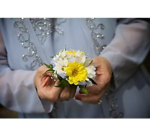 Flowers for Mom Photographic Print