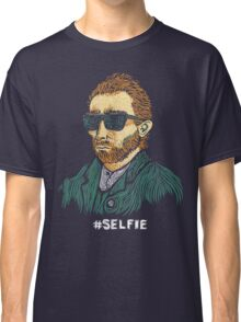 Van Gogh: Master of the Selfie Classic T-Shirt