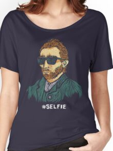 Van Gogh: Master of the Selfie Women's Relaxed Fit T-Shirt