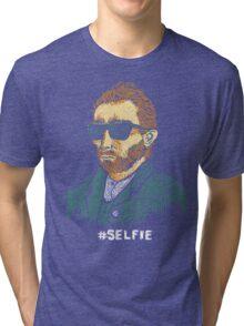 Van Gogh: Master of the Selfie Tri-blend T-Shirt