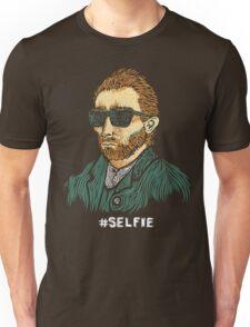 Van Gogh: Master of the Selfie Unisex T-Shirt