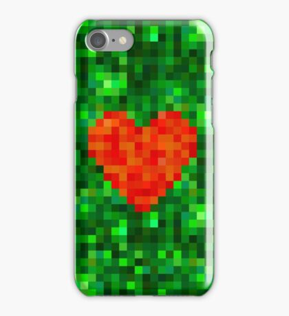 I Love Every Pixel of You iPhone Case/Skin