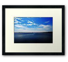 landscape shots Framed Print