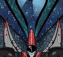 Lightning of Cybertron by ZeeNovos