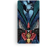 Lightning of Cybertron Canvas Print