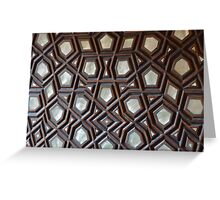 Mother of Pearl 1 Greeting Card