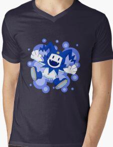 Jack Frost Hee Ho! Mens V-Neck T-Shirt