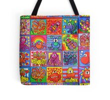 Collection Of Friends Tote Bag
