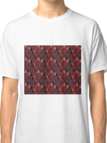 Autumn leaves pattern. Classic T-Shirt