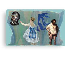 Louis, Bacon, Manet, Matisse, Rembrandt Canvas Print