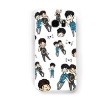 Dan & Phil - Collage Samsung Galaxy Case/Skin